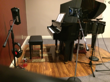 It OUGHT to be called CHRISTmas! - recording the album by Tom Rule
